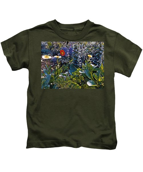 Sprint Into Spring Kids T-Shirt