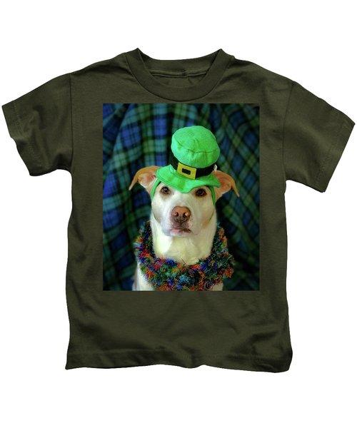 St Pat's Snofie Kids T-Shirt