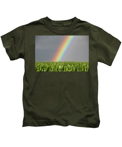 Storm Chasing After That Afternoon's Naders 023 Kids T-Shirt