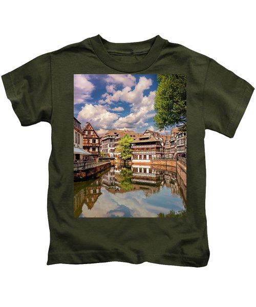Strasbourg Center Kids T-Shirt