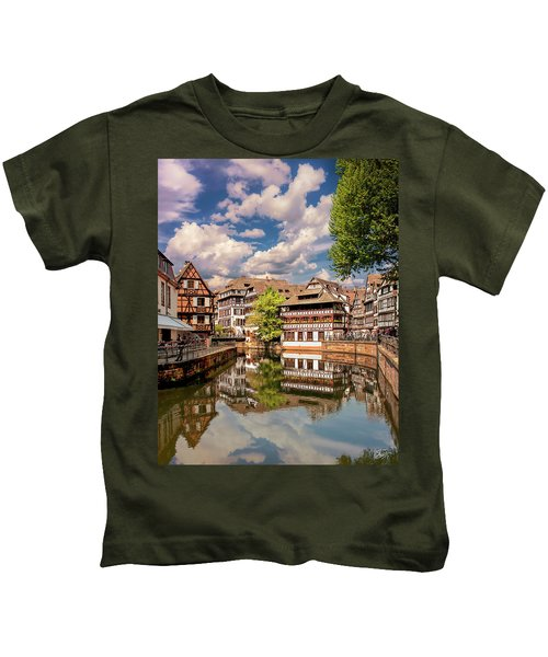 Strasbourg Center Kids T-Shirt