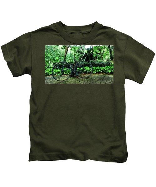 Stroll In Bangkok Kids T-Shirt