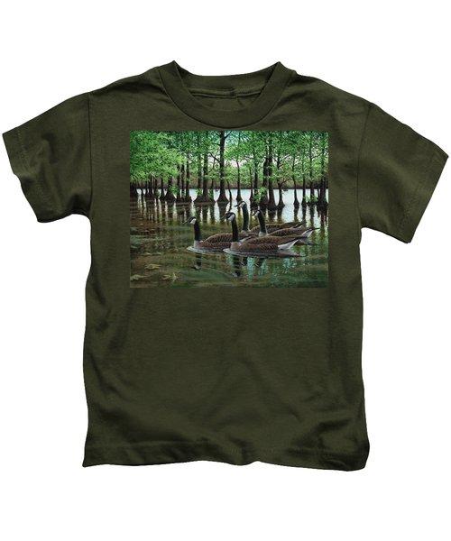 Summer Among The Cypress Kids T-Shirt