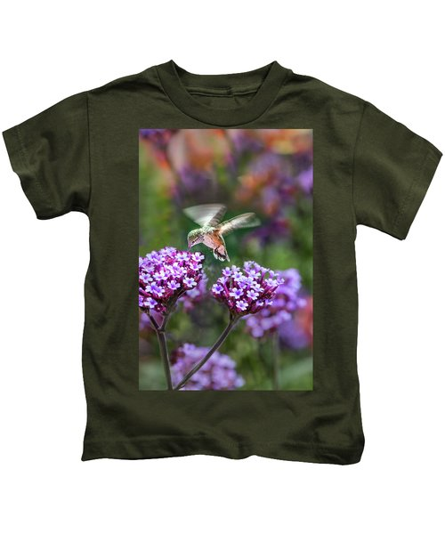 Summer Colors Kids T-Shirt