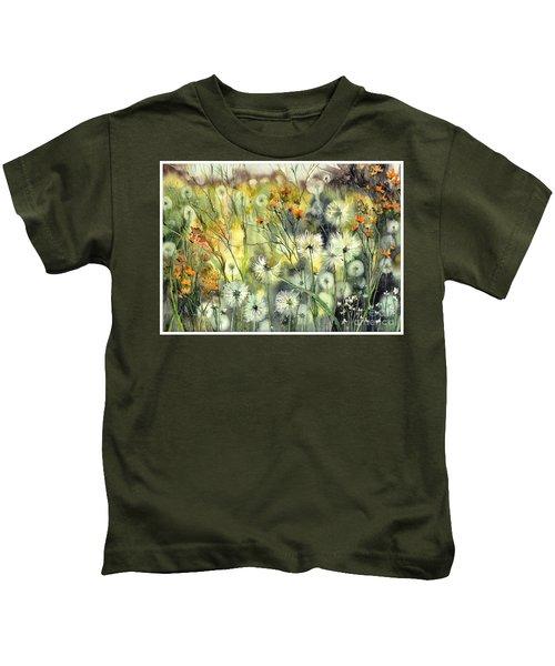 Summertime Sadness Kids T-Shirt