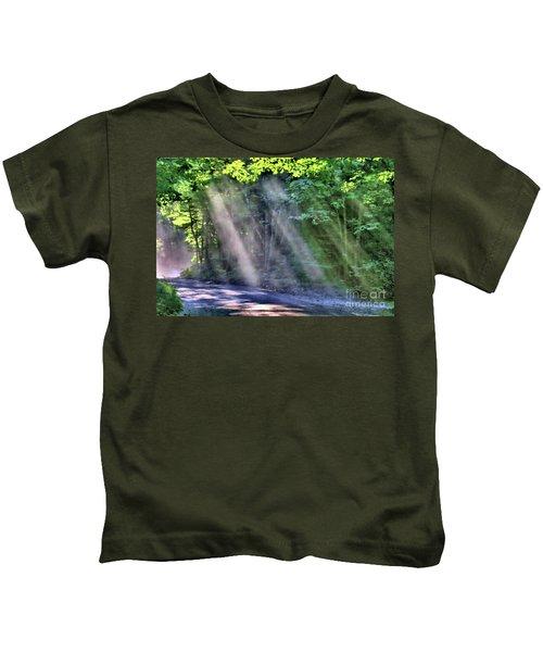 Sun Streaks Kids T-Shirt