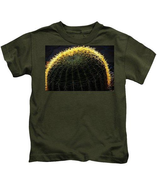 Sunset Cactus Kids T-Shirt