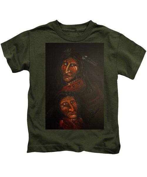 Suspicion Kids T-Shirt