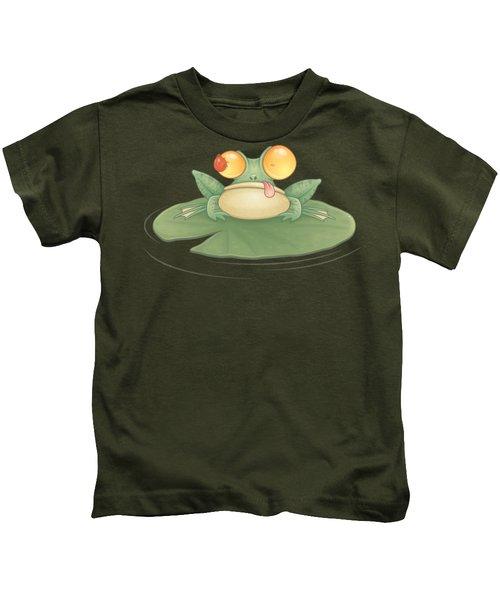 Swamp Snack Kids T-Shirt