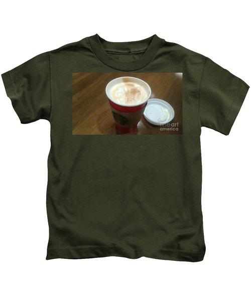 Sweet Cappuccino Kids T-Shirt