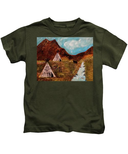 T- Pee Kids T-Shirt
