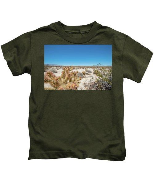 Teddy Bear Cactus Kids T-Shirt