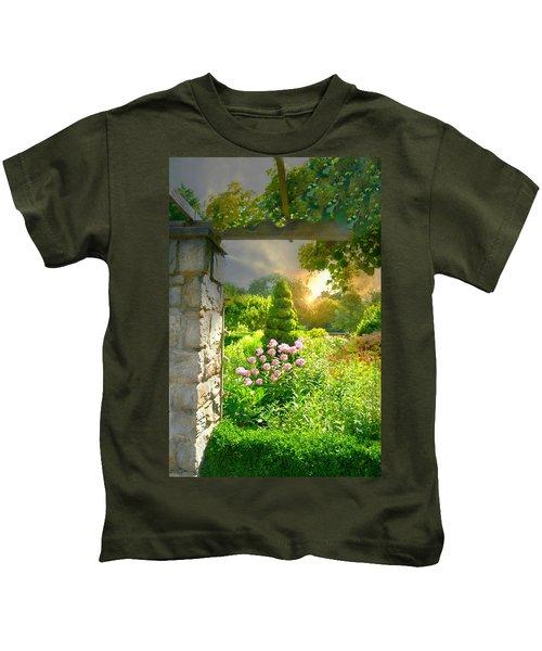 The Arbor Trellis Kids T-Shirt