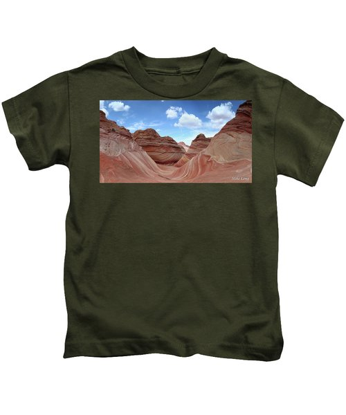 The Classic Wave Kids T-Shirt