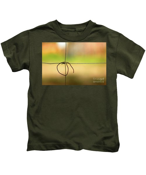 The Days Go By Kids T-Shirt