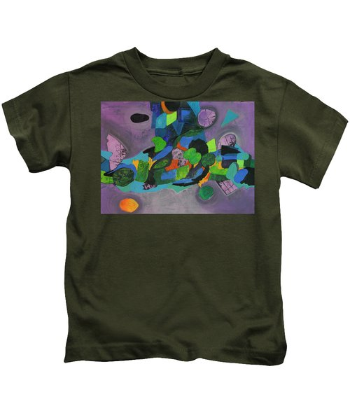 The Force Of Nature Kids T-Shirt