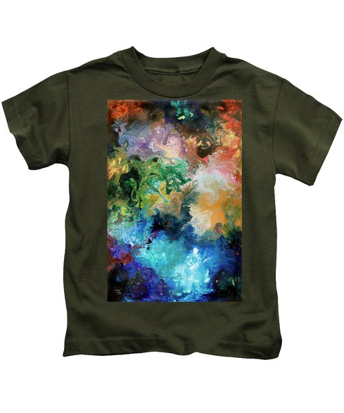 The Great Diversity Kids T-Shirt
