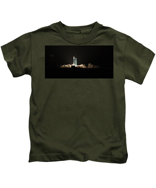 The Light Of A New Day Kids T-Shirt
