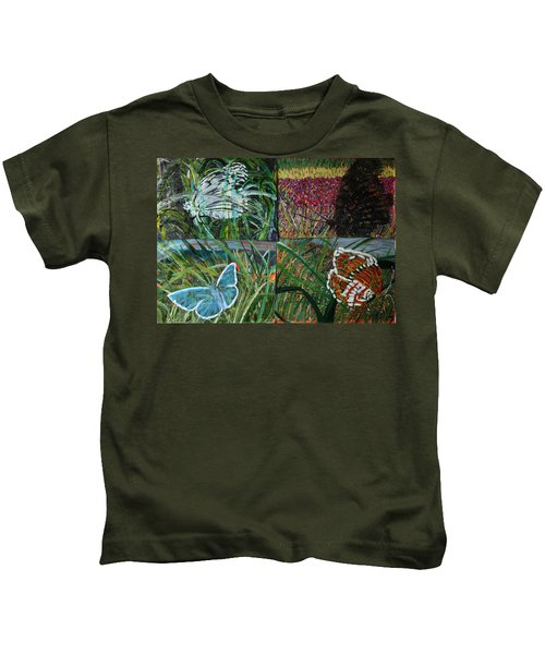 The Missing Piece Kids T-Shirt