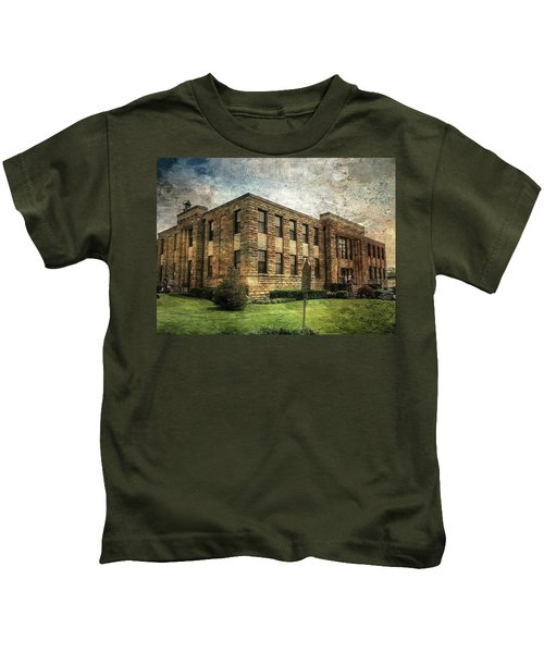 The Old County Courthouse Kids T-Shirt