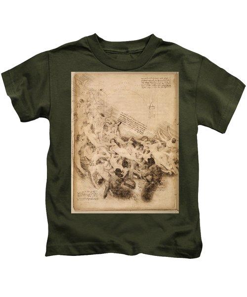 The Oreads Kids T-Shirt
