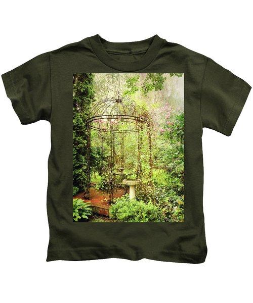The Secret Garden Kids T-Shirt