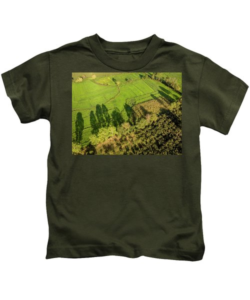 The Shadows  Kids T-Shirt