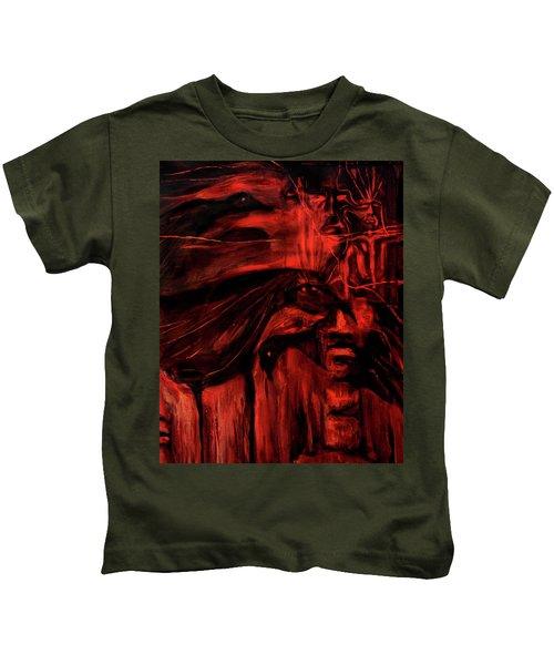 The Shap Shifters Call Kids T-Shirt