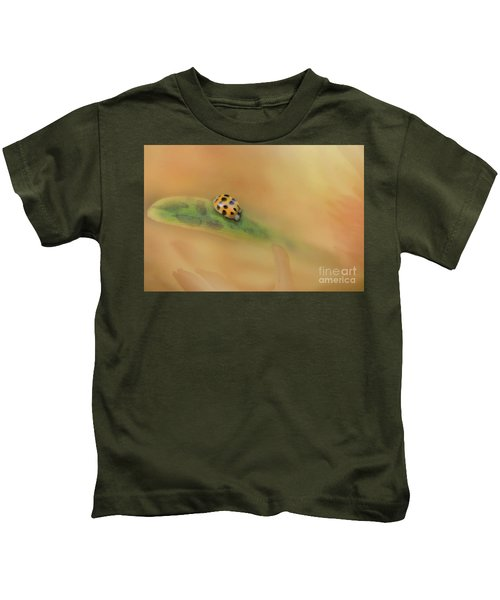 The Voyage Of Discovery Kids T-Shirt