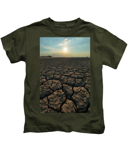 Thirsty Ground Kids T-Shirt