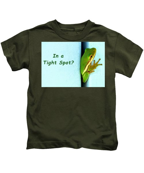 Tight Spot Kids T-Shirt
