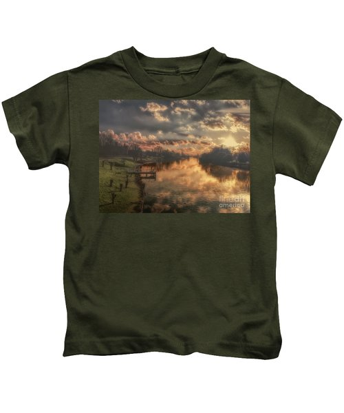 To Infinity And Beyond Kids T-Shirt