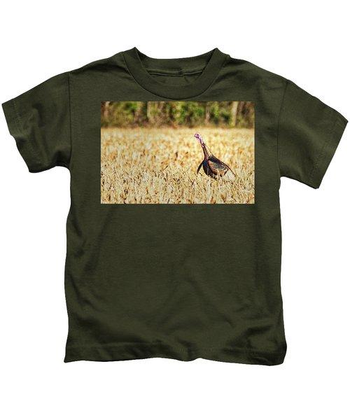 Tom Turkey Kids T-Shirt
