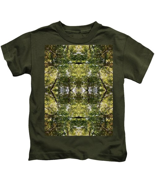 Tree No. 14 Kids T-Shirt