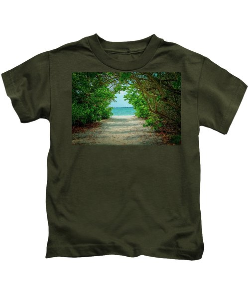 A Room With A View Kids T-Shirt