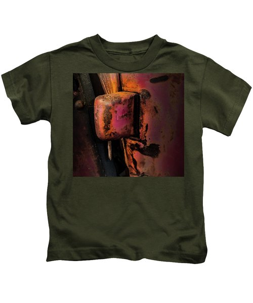 Truck Hinge With Nail Kids T-Shirt