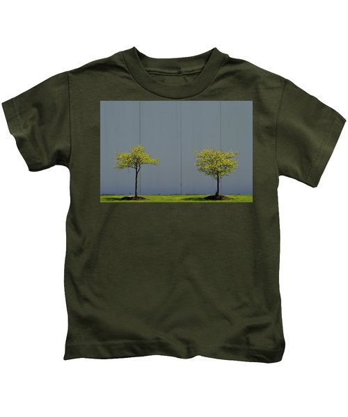 Two Trees Kids T-Shirt