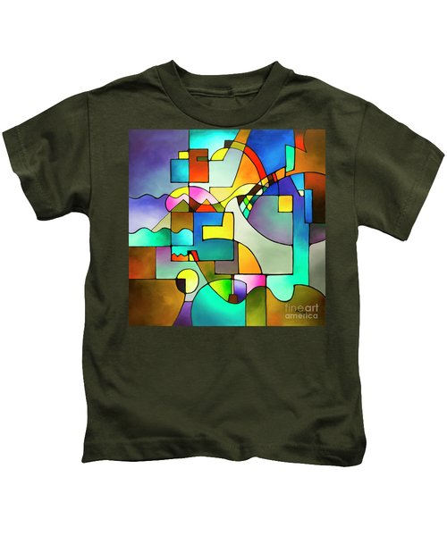 Unified Theory Kids T-Shirt