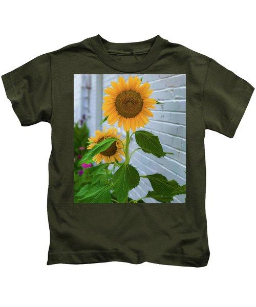 Urban Sunflower Kids T-Shirt