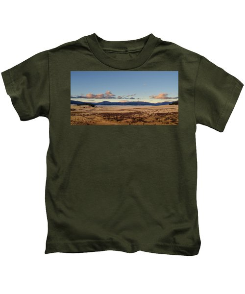 Valles Caldera National Preserve Kids T-Shirt