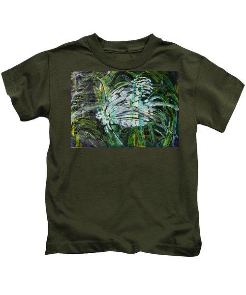 Vanishing Point Kids T-Shirt