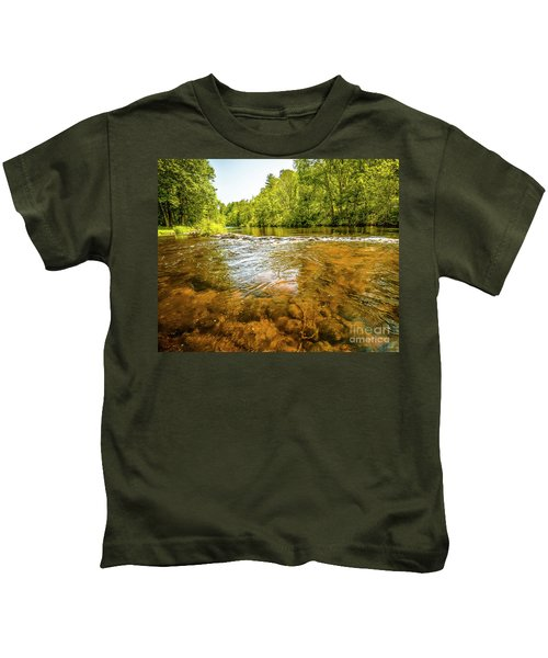 Vans Pool On The Farmington Kids T-Shirt