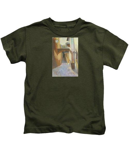 View Of Italian Arch Kids T-Shirt