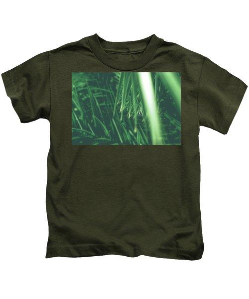 Vintage Palms Iv Kids T-Shirt