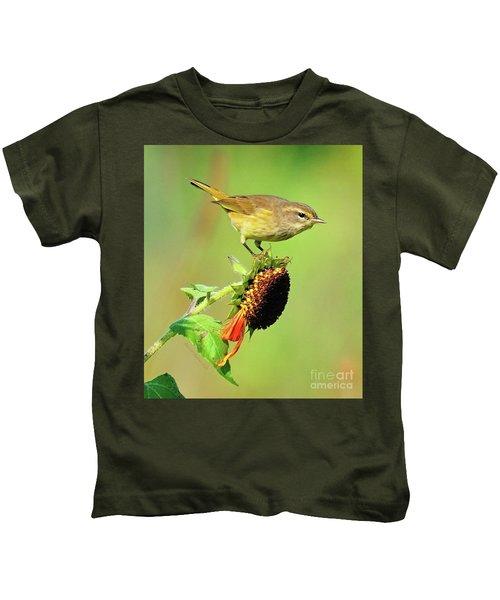 Warbler Kids T-Shirt