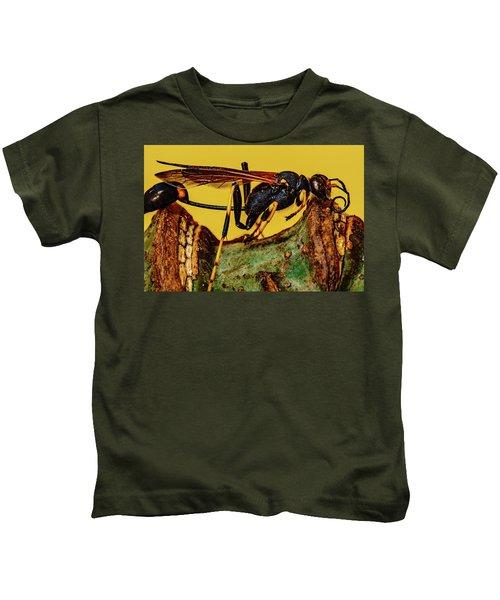 Wasp Just Had Enough Kids T-Shirt