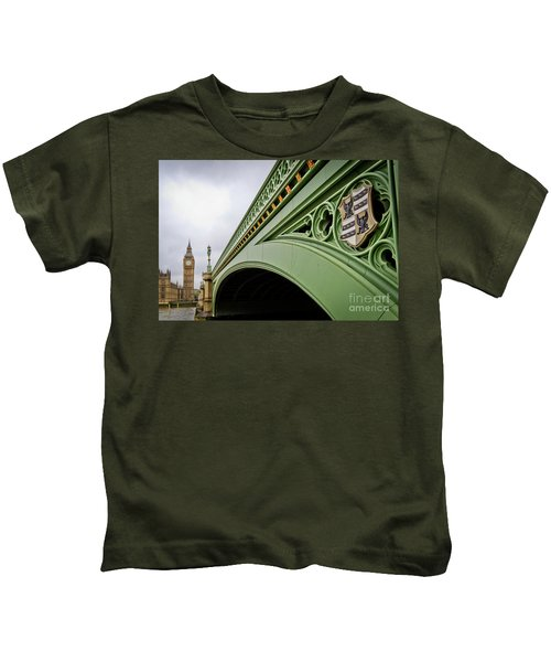 Westminster Bridge Kids T-Shirt