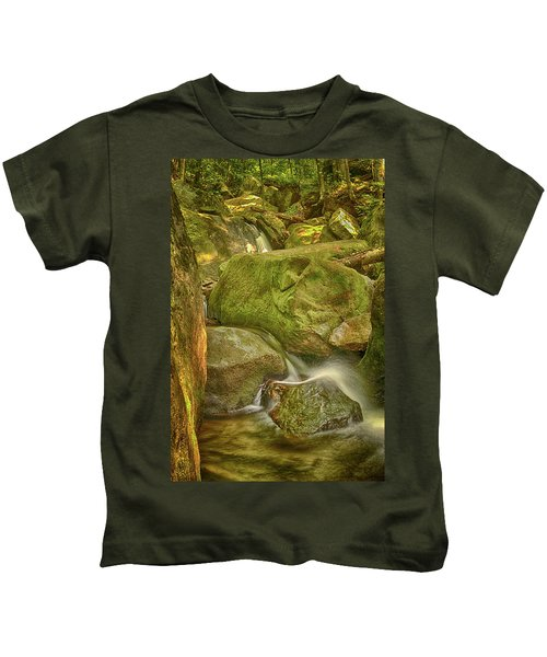 Wet Rocks Kids T-Shirt