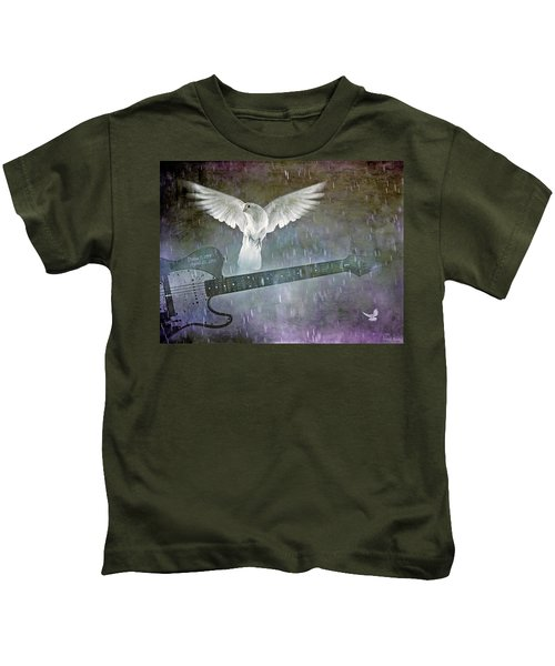 When Doves Cried Kids T-Shirt
