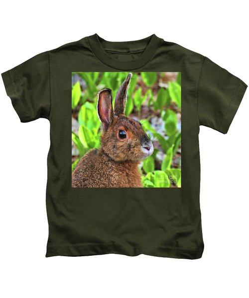Wild Rabbit Kids T-Shirt